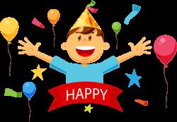 Birthday cake Happy Birthday to You Clip art - Birthday boy 3546 ...