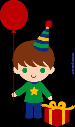 Birthday Boy Clip Art - Sweet Clip Art