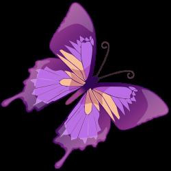 Purple Butterfly Clip Art   20 purple butterfly clip art free ...