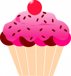 CUPCAKE & BOLOS E ETC | my galeri | Pinterest | Pink icing, Cherries ...