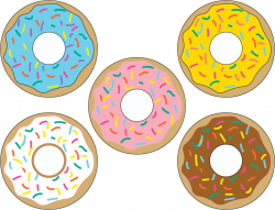 Donut Printables | Pinterest | Party printables, Donuts and Free