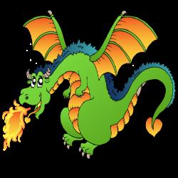 Cute Dragons Cartoon Clip Art Images.All Dragon Cartoon Picture ...