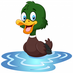 Duck PNG Clip Art Image | Gallery Yopriceville - High-Quality ...
