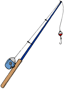 Fishing Pole Clip Art Learn how to catch any kind of fish with great ...