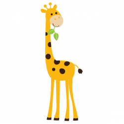 28+ Collection of Small Giraffe Clipart | High quality, free ...