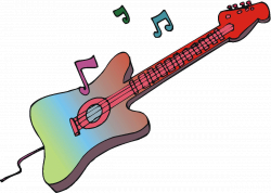 28+ Collection of Guitar Music Clipart | High quality, free cliparts ...