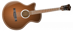 28+ Collection of Transparent Guitar Clipart | High quality, free ...