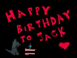 Happy Birthday to Jack! – Jack the Scottie