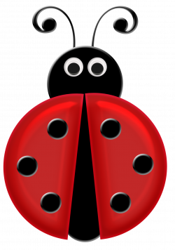 LADYBUG * | CLIP ART - BUGS - CLIPART | Pinterest | Ladybug, Clip ...