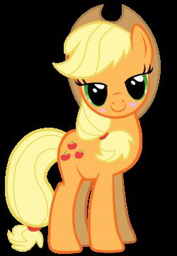 My Little Pony - Applejack Blushing | The Pinterest Pony Hub ...