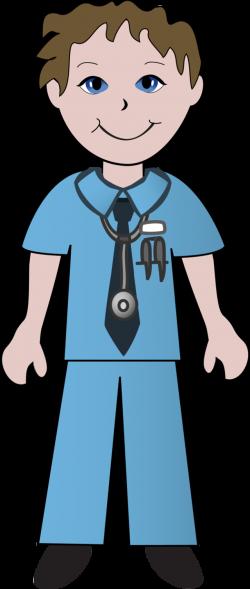 MÉDICO, HOSPITAL, DOENTES E ETC. | อาชีพ | Pinterest | Clip art ...