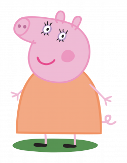 personajes peppa pig png - Buscar con Google | cumpleaños analia ...