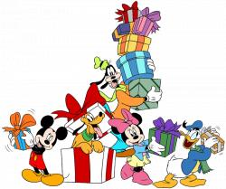 Mickey Mouse Christmas Clip Art 5   Disney Clip Art Galore