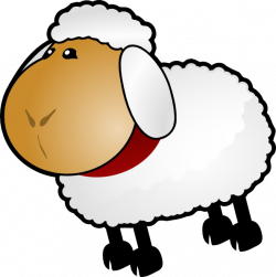 28+ Collection of Sheep Clipart Png | High quality, free cliparts ...