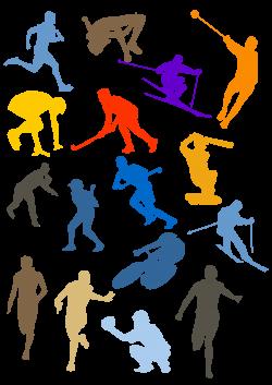 Vocabulaire – Les sports | À la française - Fiches | Pinterest ...