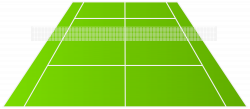Tennis Court Clip Art Image | Gallery Yopriceville - High-Quality ...
