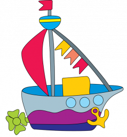Free Clipart Boat - clipart