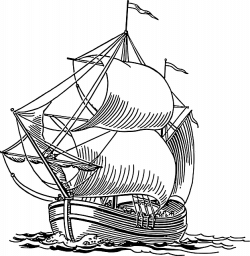 sailing, ship, boat, pirate, ocean, sea, travel | Clipart idea ...