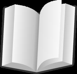 Book No Background Clip Art at Clker.com - vector clip art online ...