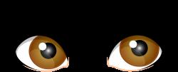 Brown Female Eyes PNG Clip Art - Best WEB Clipart