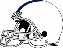 Clipart - American Football Helmet
