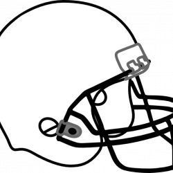 Football Outline Clipart free clipart hatenylo.com