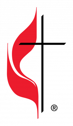 Official Cross and Flame Logo of The United Methodist Church ...