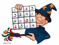Magic Number Clipart