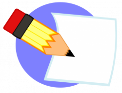 Pen And Paper Writing Clipart & Pen And Paper Writing Clip Art ...