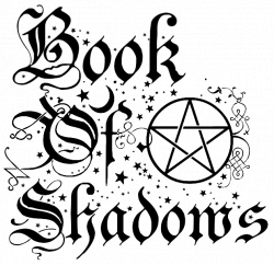 Book Of Shadows by ~ cover   Magic - BOS   Pinterest   Books ...