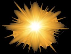 Sun Effect Transparent PNG Clip Art Image | Gallery Yopriceville ...