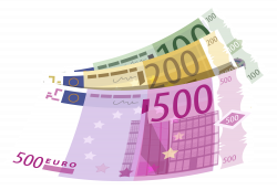 Banknotes Euro PNG Clipart - Best WEB Clipart