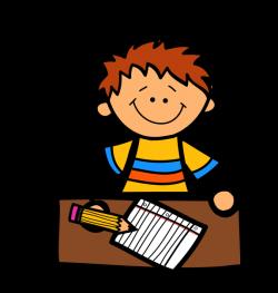 Letter a letter writing clipart clipartfest boy | História | Pinterest