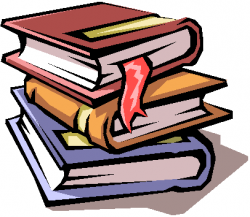 Word Book Clipart