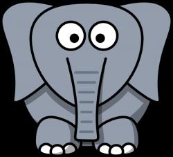 clip+art+painted+elephants | Cartoon Elephant clip art | stools ...