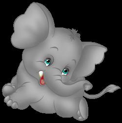 Grey Elephant Cartoon Free Clipart | Elephants Roll Tide Big All And ...