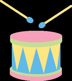 Pastel Colored Drum   Musical instruments -DIY   Pinterest   Drums ...