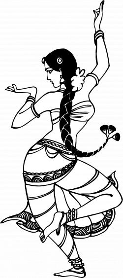 Dancing | Indian Art | Pinterest | Dancing, Sketches and Paintings