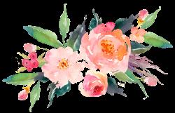 Pink Watercolor Flowers Gifts by junkydotcom   Zippi   tarjetas de ...