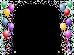 birthday invitation borders - Acur.lunamedia.co