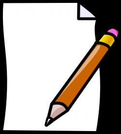 Black And White Pencil Border Clipart | Clipart Panda - Free Clipart ...