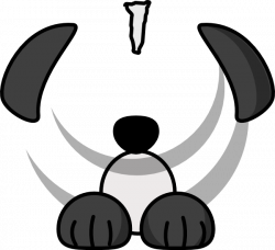 Border Collie Dog Clip Art at Clker.com - vector clip art online ...