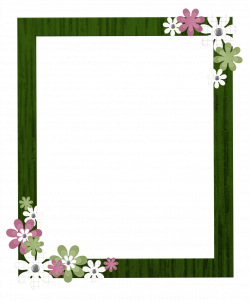 Green Border Frame PNG Clipart | PNG Mart