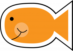 28+ Collection of Cute Fish Clipart Free | High quality, free ...