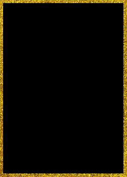 pbl-frame-border-rectangle-gold-glitter-2-PNG.png (1500×2100) | DIY ...