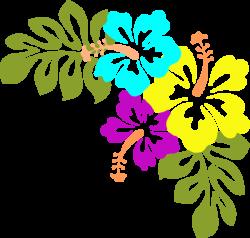 Flowers Clip Art at Clker.com - vector clip art online, royalty free ...