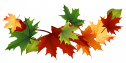 Clipart Fall Leaves - Vector And Clip Art Inspiration •