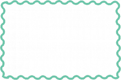 Squiggly Line Border Clipart - Clipart Kid | Hot air balloons ...