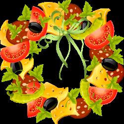 Vegetables clip art collection - Clipartix