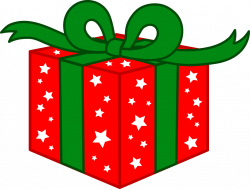 Christmas Gift Clipart at GetDrawings.com | Free for personal use ...